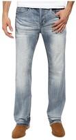 Buffalo David Bitton King Slim Boot Cut Jeans in Heavy Sandblasted (Heavy Sandblasted) Men's Jeans