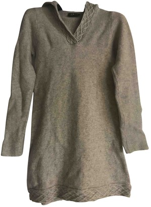 Peak Performance Grey Wool Knitwear for Women
