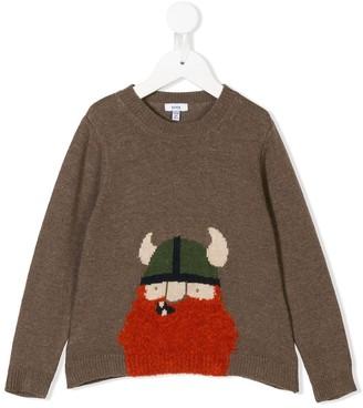 Knot Viking sweater