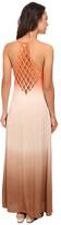 Culture Phit Jordan Ombre Maxi Dress
