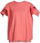 Origami-Sleeve T-Shirt