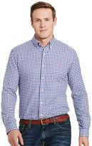 Ralph Lauren Plaid Twill Sport Shirt