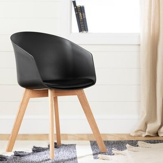 Flam Arm Chair South Shore Color: White