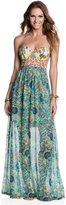 Maaji Islaverde Stop Long Dress, L