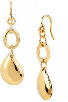 Diane von Furstenberg Belle de Jour Gold Teardrop Earring