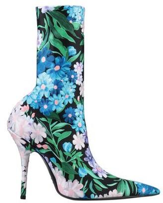 Balenciaga EDITION Ankle boots