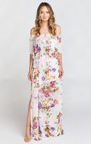 MUMU Hacienda Maxi Dress ~ Best Friend Floral