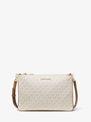 MICHAEL Michael Kors Adele Logo Crossbody Bag