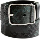Giorgio Armani Jeans Leather Belt