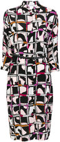 Max Mara Aligi printed shirt dress