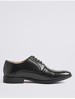 M&S Collection Big & Tall Leather Lace-up Shoes