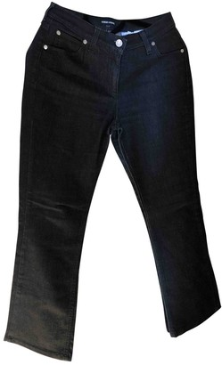Giorgio Armani Black Denim - Jeans Jeans for Women