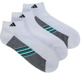 adidas 3 Pack Men's Superlite Low Cut Socks