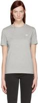 Acne Studios Grey Taline Face T-Shirt