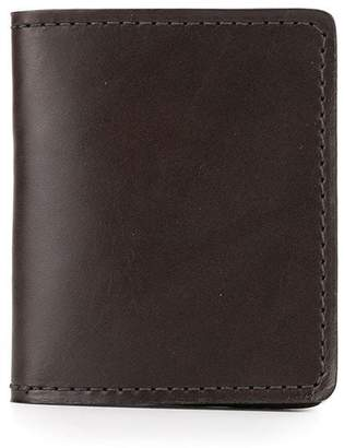 Filson Bridle leather cash and card case