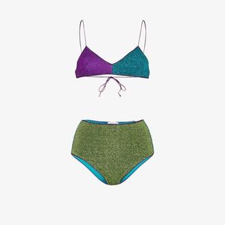 Oseree Lumiere Colore high waist bikini