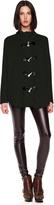 Michael Kors Faux-Leather Leggings