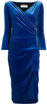 Chiara Boni Le Petite Robe Di Florian fitted dress