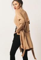 Azalea Classic Trench Coat