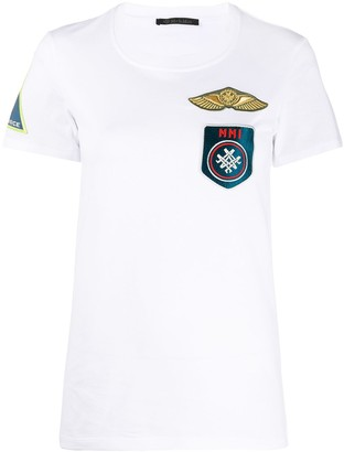 Mr & Mrs Italy logo T-shirt