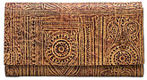 Patricia Nash Venetian Tooled Collection Terresa Wallet