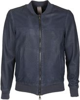 Orciani Leather Bomber