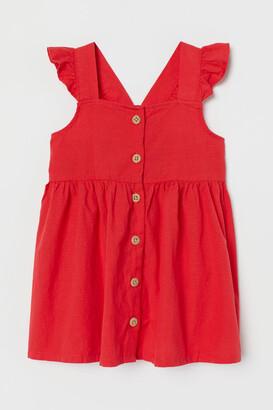 H&M Fla cotton dress