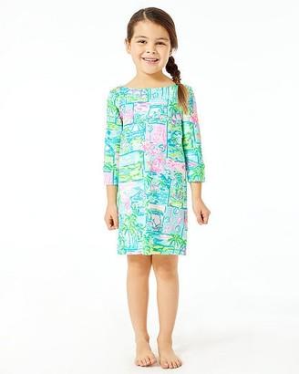 Lilly Pulitzer Girls UPF 50+ Mini Sophie Dress