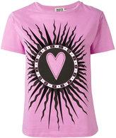 Fausto Puglisi 'Saint Heart' print T-shirt - women - Cotton - 38