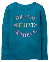 Crazy 8 Dream Believe Achieve Tee