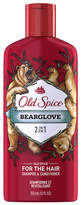 Old Spice 2-In-1 Mens Shampoo & Conditioner Bearglove