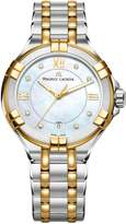 Maurice Lacroix Women's AI1006-PVY13-171-1 Aikon Analog Display Quartz Two Tone Watch
