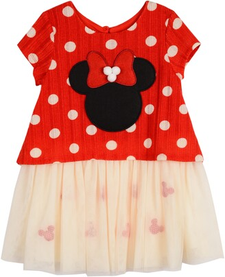 Pippa & Julie x Disney Minnie Popover Top Dress
