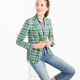 J.Crew Rhodes blazer in vintage plaid
