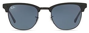 Ray-Ban Unisex Metal Clubmaster Sunglasses, 51mm