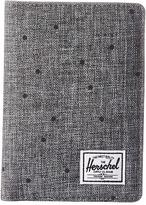 Herschel Raynor Passport Holder RFID Wallet Handbags