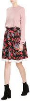 MSGM Knitted Mini Skirt