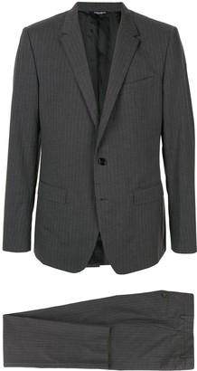 Dolce & Gabbana Striped Formal Suit