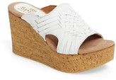 Sbicca Women's Manny Platform Wedge