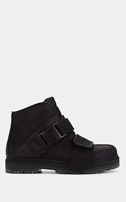 Rick Owens Women's Hancock Rotterhiker Leather Boots - Black