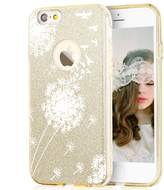 Hovisi® Glitter Crystal Case TPU+Glitter Paper+PP Inner Layer for iPhone 6/6S/6 plus/6Splus