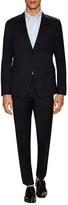 Emporio Armani Men's Wool Vented Back Suit