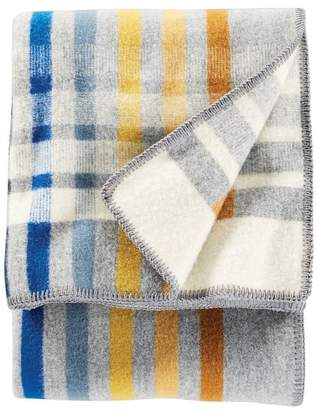 Pottery Barn Pendleton Oslo Evening Wool Throw