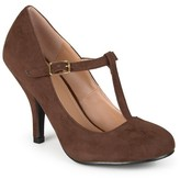 Journee Collection Women's Lisa T-strap Mary Jane Pumps