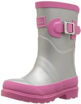 Joules JNR Girls Field Welly Rain Boot (Toddler/Little Kid/Big Kid)