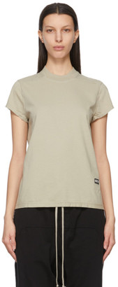 Rick Owens Grey Small Level T-Shirt