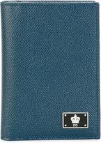 Dolce & Gabbana bifold wallet - men - Calf Leather - One Size