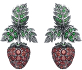Axenoff Jewellery Raspberry Earrings