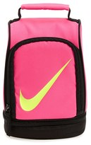 Nike Girl's Insulated Lunch Tote - Pink