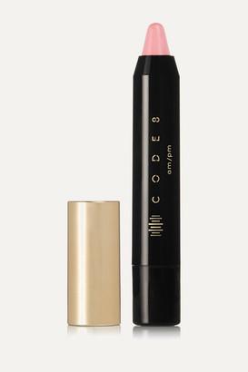CODE8 Am/pm Tinted Lip Balm